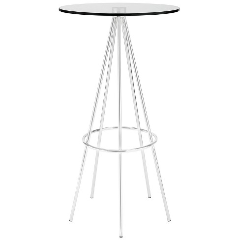 Sync Bar Table Clear - Modway - image 1 of 5