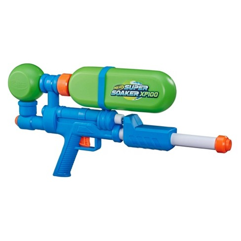 NERF Super Soaker XP100 Water Blaster - image 1 of 4