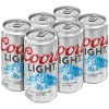 Coors Light Beer - 6pk/12 fl oz Cans - image 3 of 3