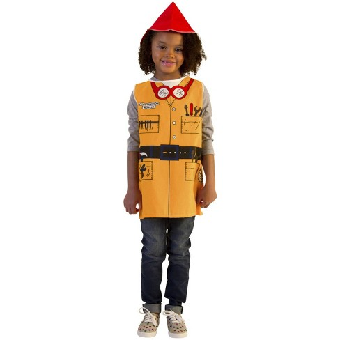 Dexter Toys Construction Worker Costume - image 1 of 1