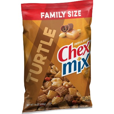 Chex Mix Turtle Snack Mix - 14oz