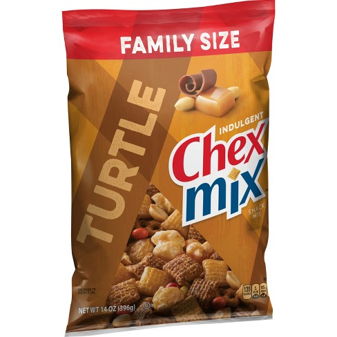 Chex Mix Turtle Snack Mix - 14oz - image 1 of 3