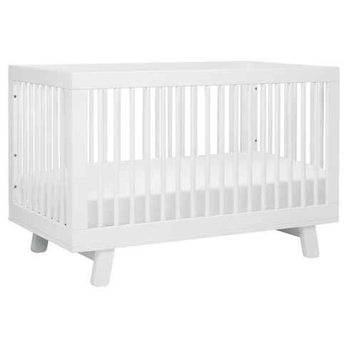 Babyletto Hudson 3-in-1 Convertible Crib with Toddler Bed Conversion Kit - image 1 of 7