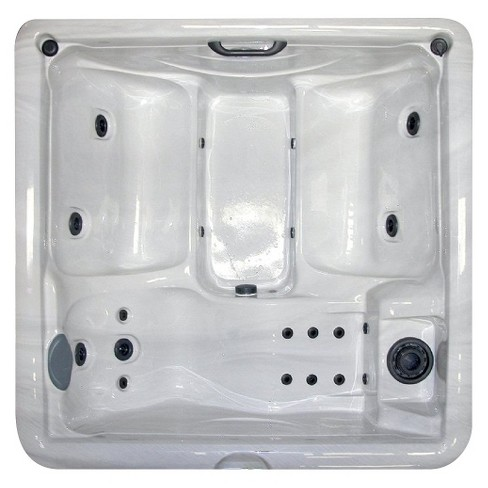 Home and Garden Spas 5-Person 19-Jet Hot Tub with 110V GFCI Chord - image 1 of 1