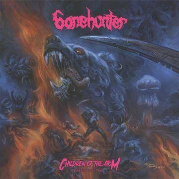 Bonehunter - Children Of The Atom (CD)