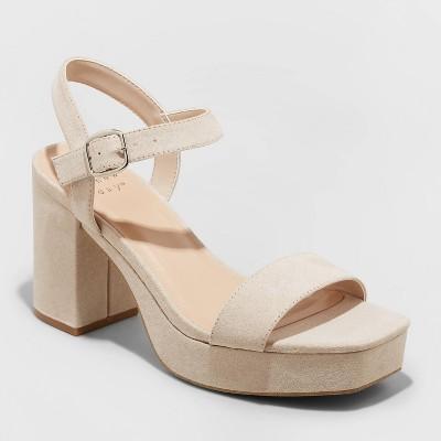 Women's Zoey Heels - A New Day™
