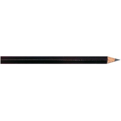 General Pencil Non-Toxic Smooth Sketch Pencil, Thick Tip, Black, pk of 12