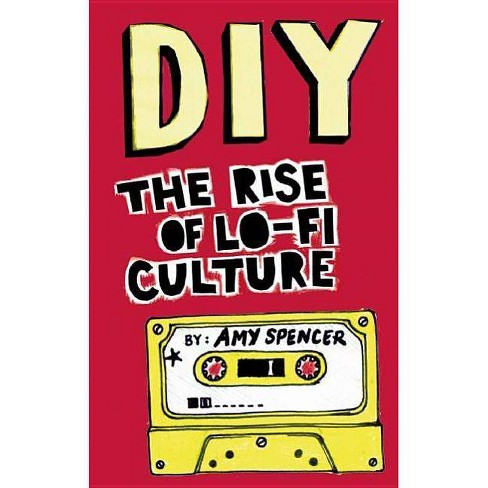 DIY - by  Amy Spencer (Paperback) - image 1 of 1