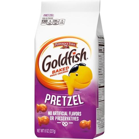 Pepperidge Farm Goldfish Pretzel Crackers - 8oz - image 1 of 4
