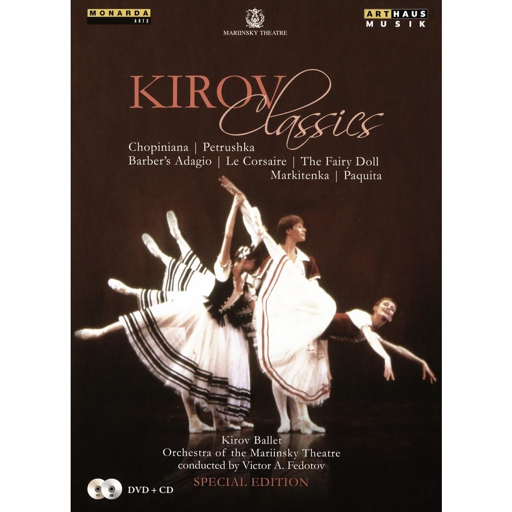 Kirov Classics (Dvd), Movies