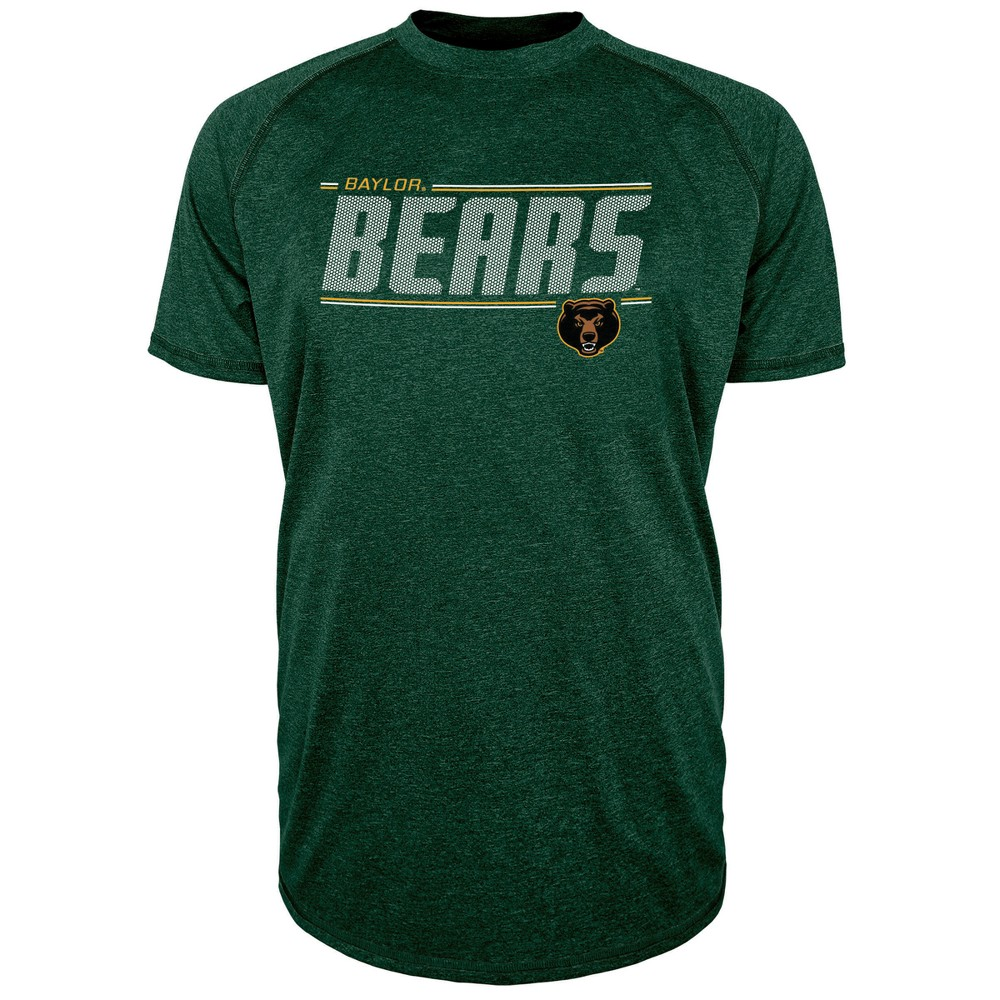 Baylor Bears Men's Team Speed Poly Performance T-Shirt XL, Multicolored