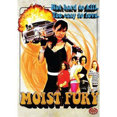 Moist Fury (DVD) - image 1 of 1