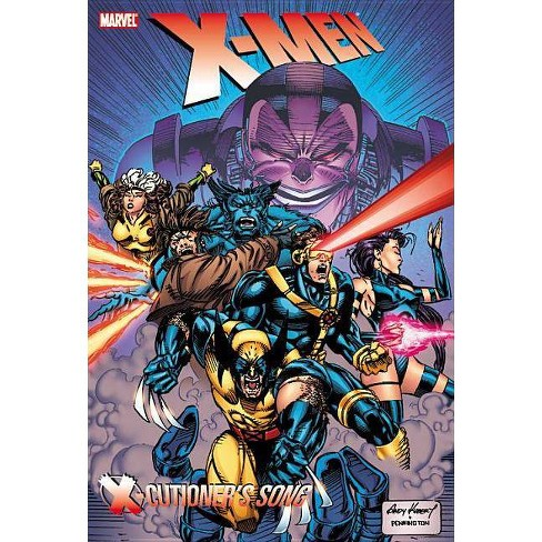 X-Men: X-Cutioner's Song - (Paperback) - image 1 of 1