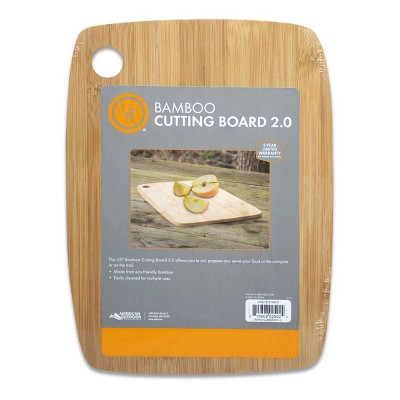 UST Ultimate Survival Bamboo Cutting Board