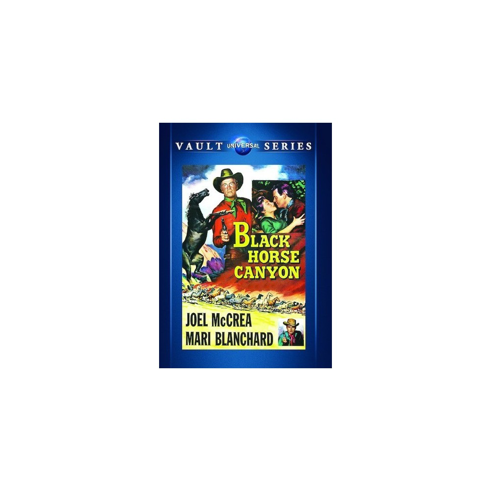 Black Horse Canyon (Dvd), Movies
