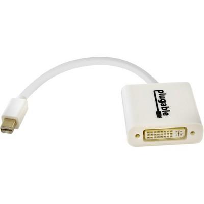 Plugable Mini DisplayPort (Thunderbolt 2) to DVI Adapter (Passive)