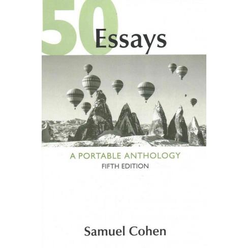 50 Essays : A Portable Anthology (Paperback) (Samue : Target