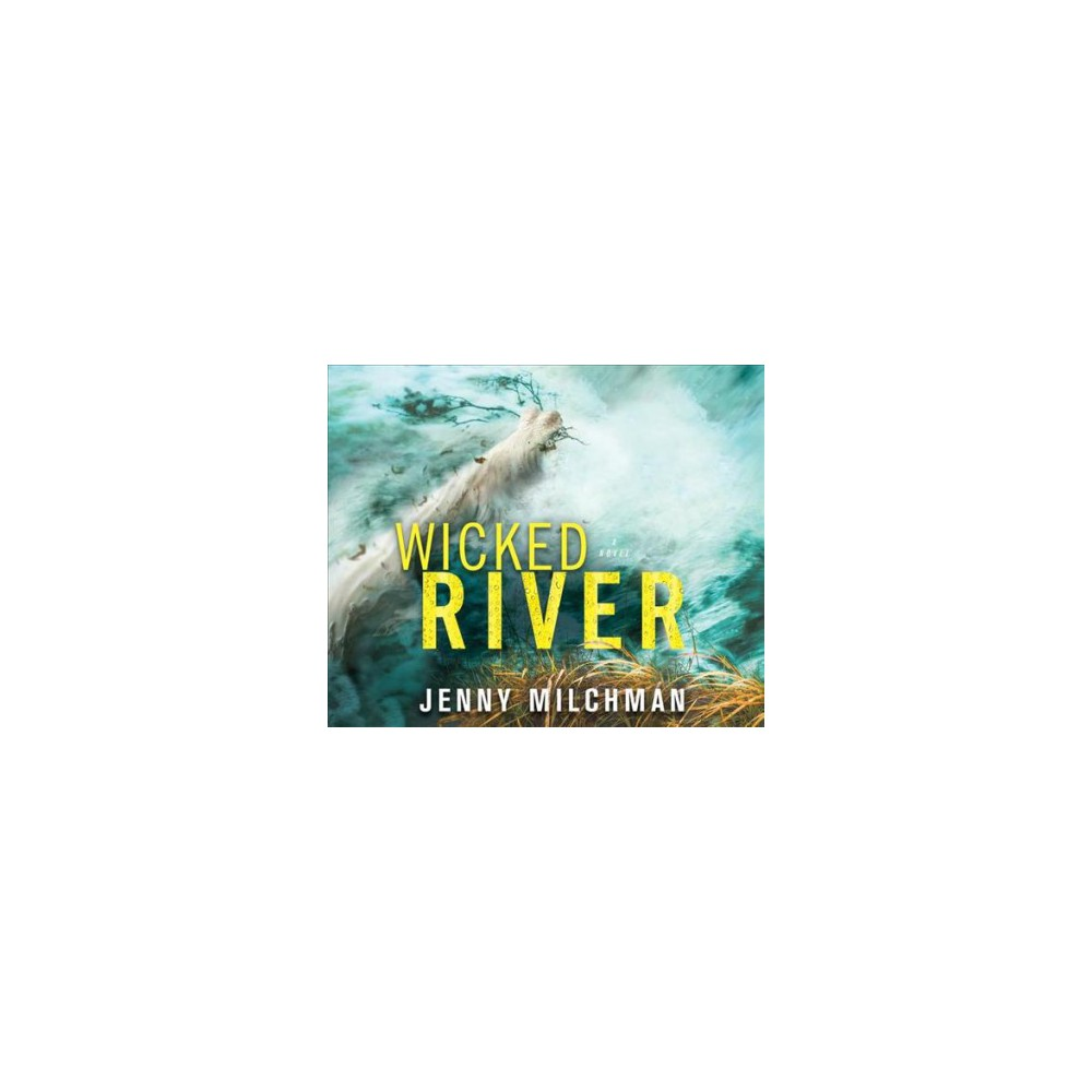 Wicked River - MP3 Una by Jenny Milchman (MP3-CD)