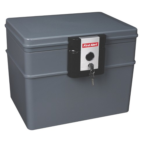 First Alert Fire and Water File Chest, 0.62 Cu. Ft. - image 1 of 3