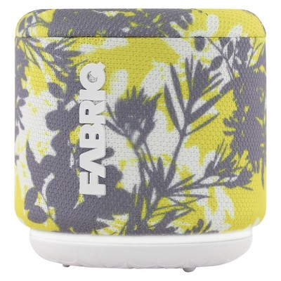 FABRIQ Riff Voice-Activated Alexa-Enabled Wireless Smart Speaker Lime