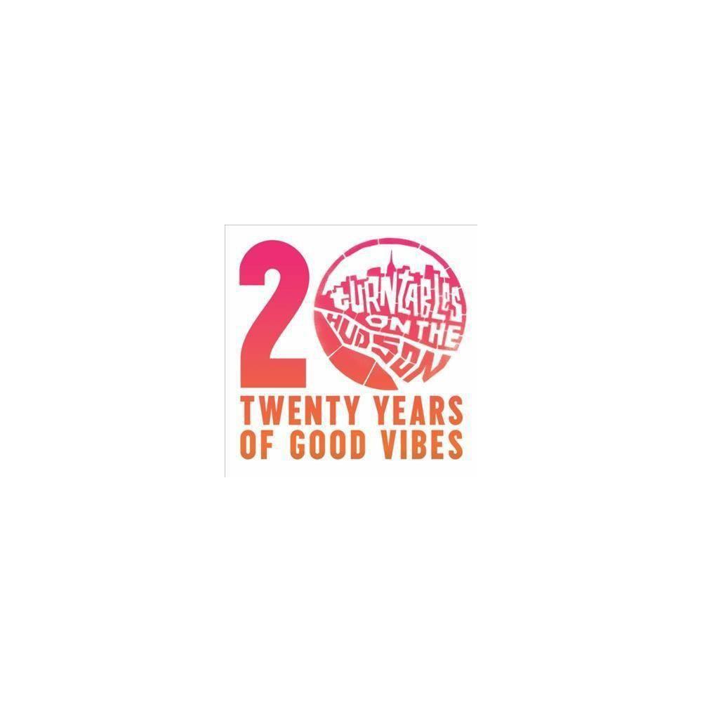 Various - Turntables On The Hudson: Twenty Years Of Good Vibes (Vinyl) Various - Turntables On The Hudson: Twenty Years Of Good Vibes (Vinyl)