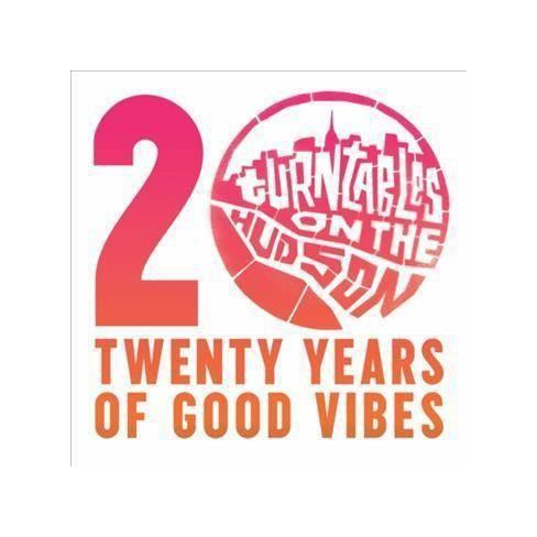 Various - Turntables On The Hudson: Twenty Years Of Good Vibes (Vinyl) - image 1 of 1