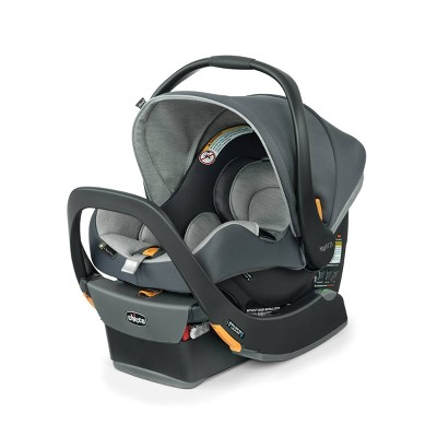 Chicco KeyFit 35 ClearTex FR Chemical Free Infant Car Seat - Cove