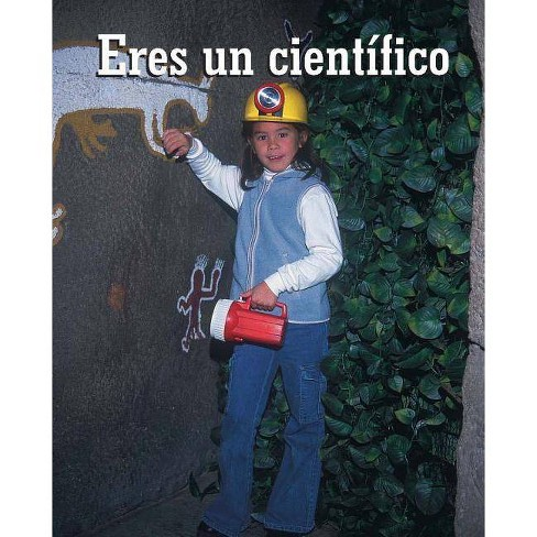 Eres Un Cientifico - (Readers for Writers) by  Marcia Freeman (Paperback) - image 1 of 1
