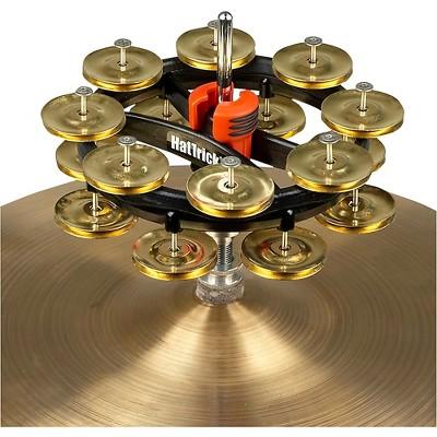 Rhythm Tech Double Hat Trick G2 Hi-Hat Tambourine