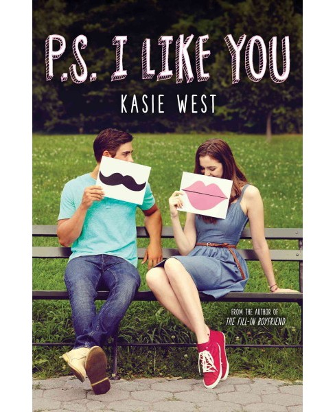 P.S. I Like You (Reprint) (Paperback) (Kasie West) - image 1 of 1