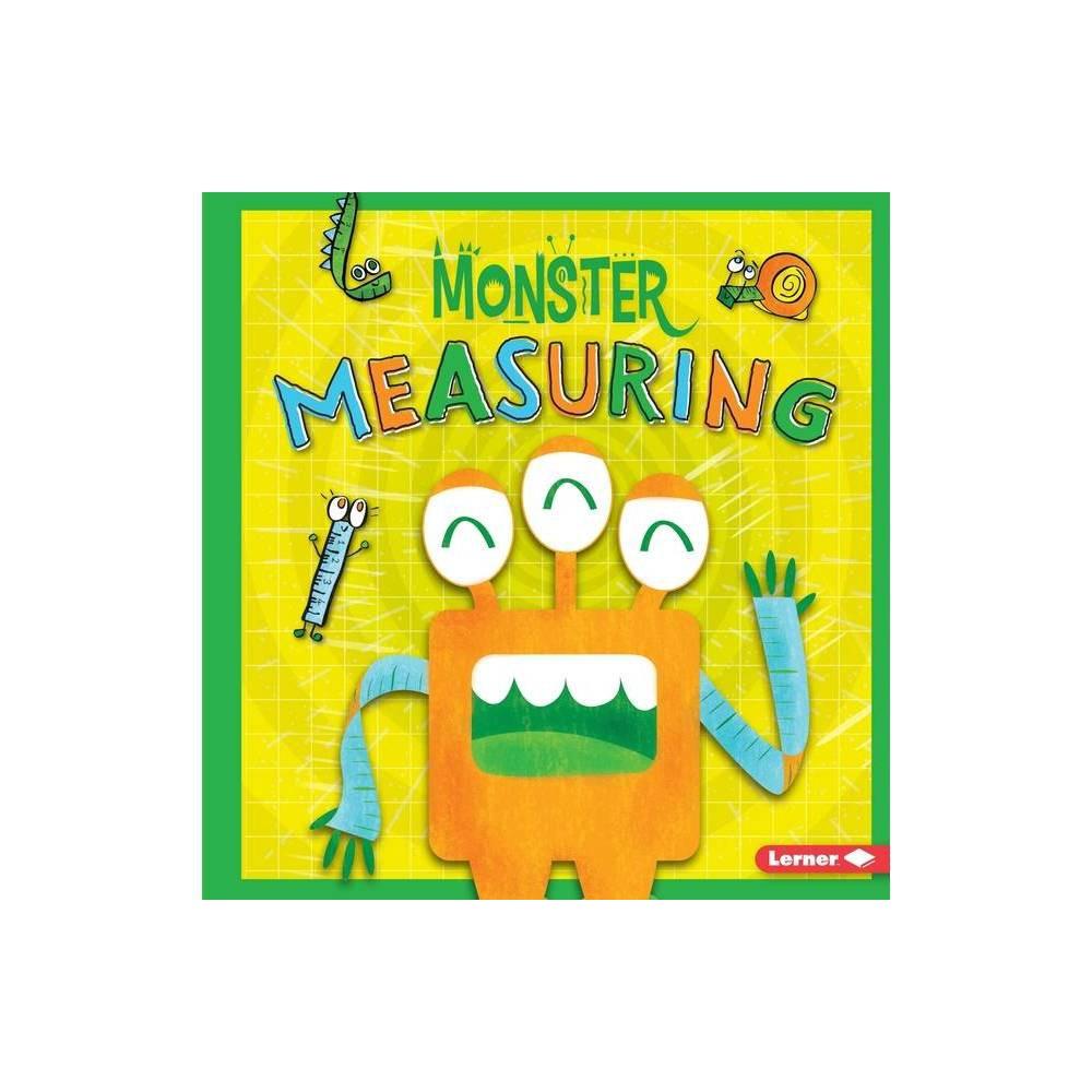 Monster Measuring Monster Math By Madeline Tyler Paperback