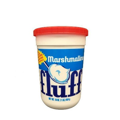 Marshmallow Fluff Frosting - 16oz