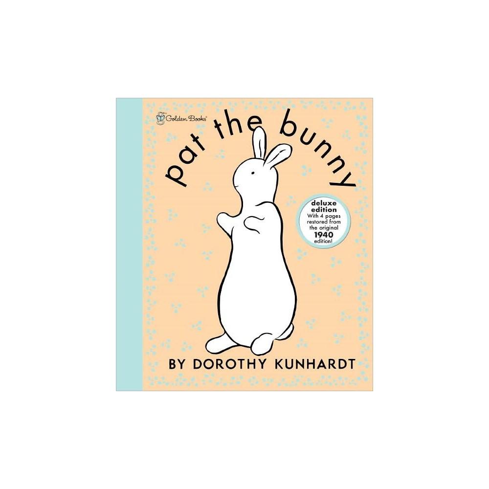 Pat the Bunny (Hardcover) (Dorothy Meserve Kunhardt)