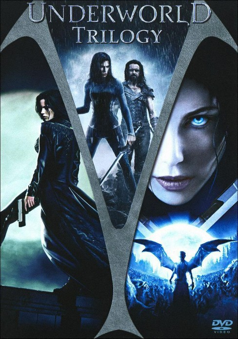 Underworld Trilogy (3 Discs) (dvd_video) - image 1 of 1
