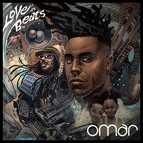 Omar - Love In Beats (Vinyl) - image 1 of 1