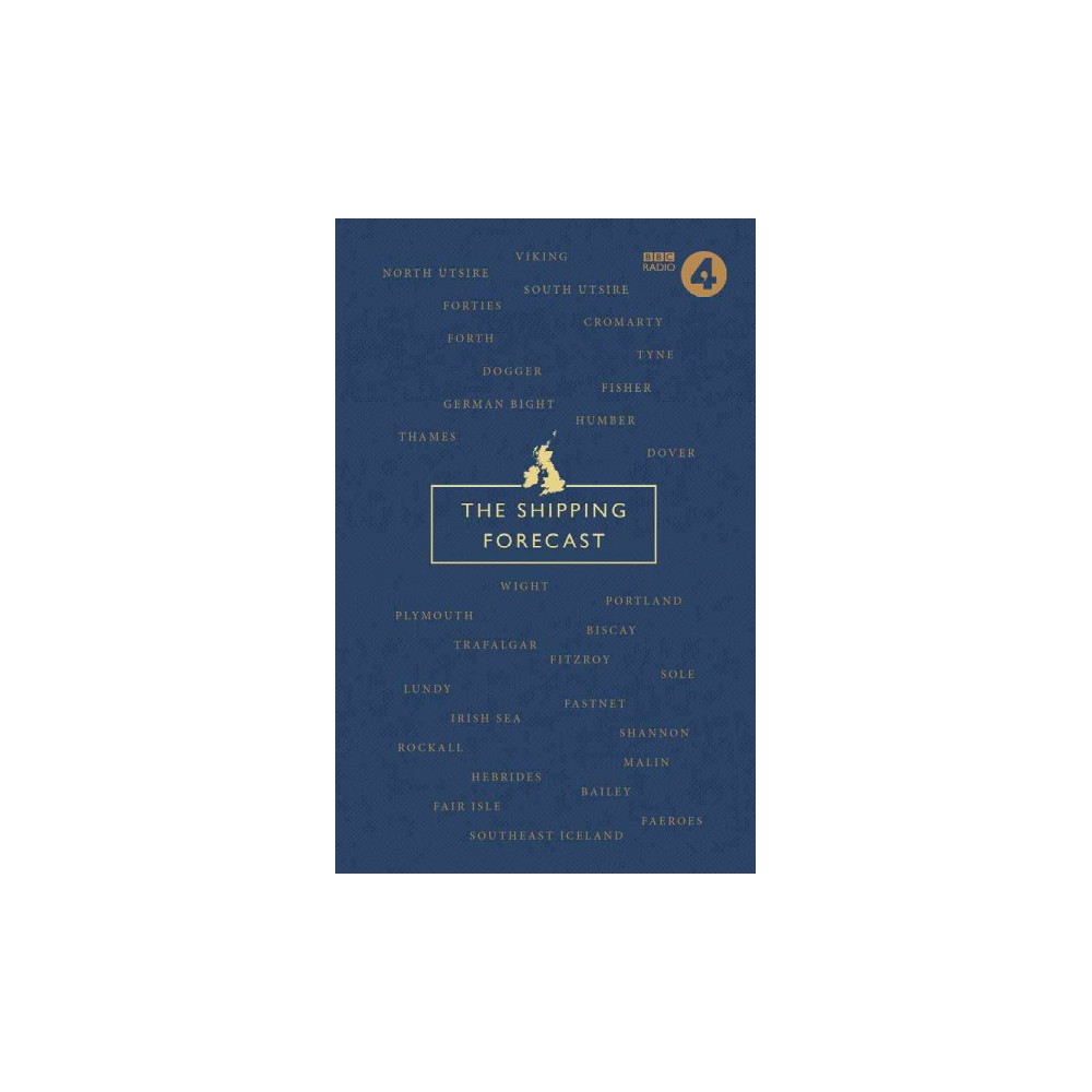 Shipping Forecast : A Miscellany (Hardcover) (Nic Compton)