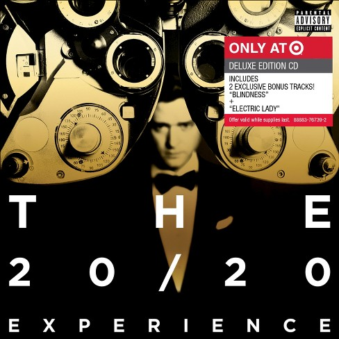 Justin Timberlake - The 20/20 Experience 2 of 2 - Only at Target - image 1 of 1