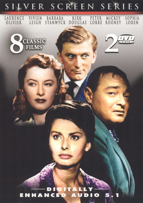 Silver screen series (DVD) - image 1 of 1
