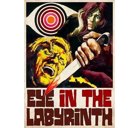 Eye In The Labyrinth (DVD) - image 1 of 1
