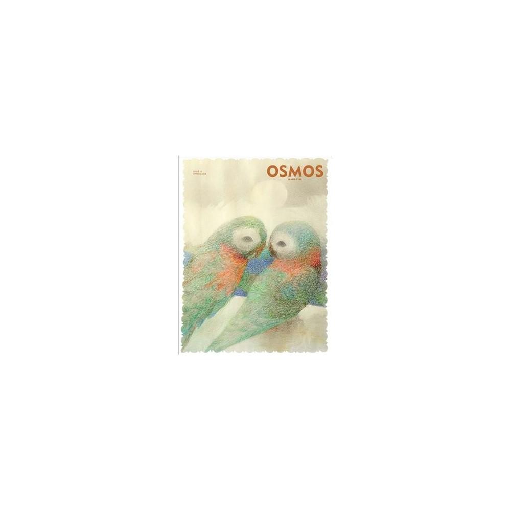 Osmos Magazine Issue 15 - (Paperback)