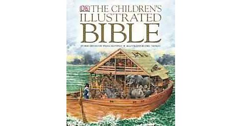 Children's Illustrated Bible (Reissue) (Hardcover) (Selina Hastings) - image 1 of 1
