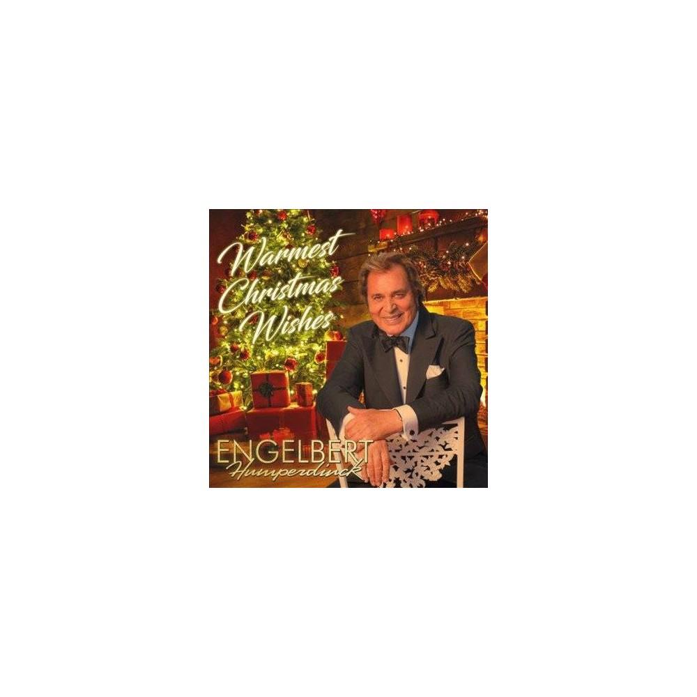 Engelbe Humperdinck - Warmest Christmas Wishes (CD)