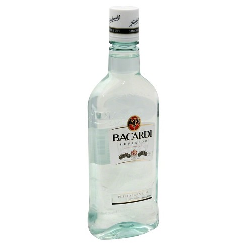 Bacardi® Superior Rum - 750mL Bottle - image 1 of 1