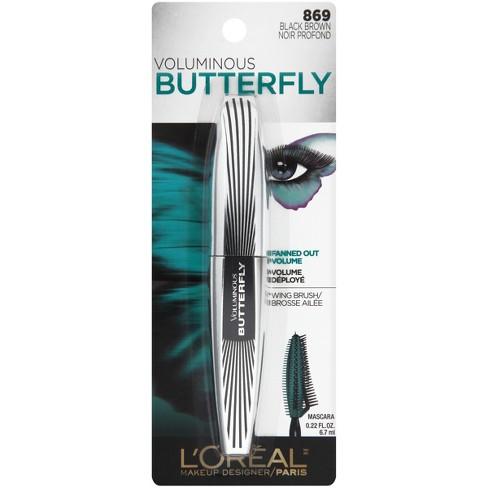 L'Oreal Paris Voluminous Butterfly Mascara - image 1 of 5