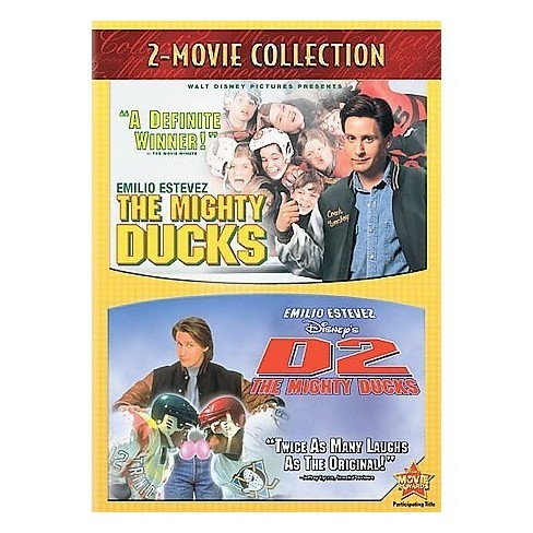 The Mighty Ducks/D2: The Mighty Ducks (DVD) - image 1 of 1