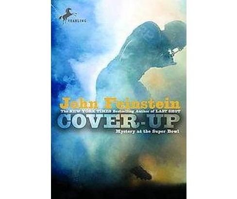Cover-Up (Reprint) (Paperback) by John Feinstein - image 1 of 1