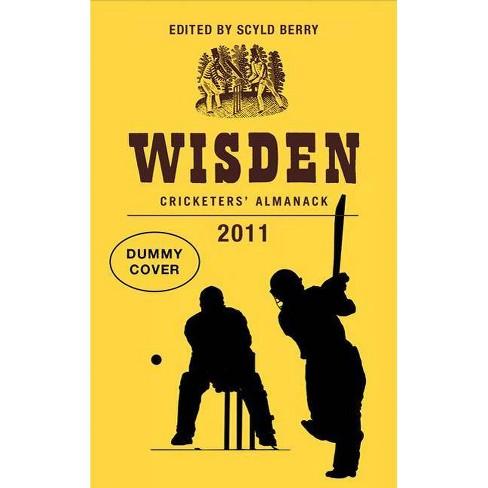 Wisden Cricketers' Almanack - 148 Edition (Hardcover) - image 1 of 1