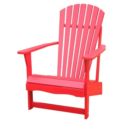 Wonderful Outdoor Wood Adirondack Chair. Shop All International Concepts