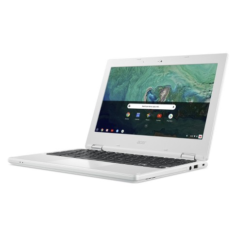acer chromebook 11 cb3 132 c9m7 white nx g4xaa 001 target