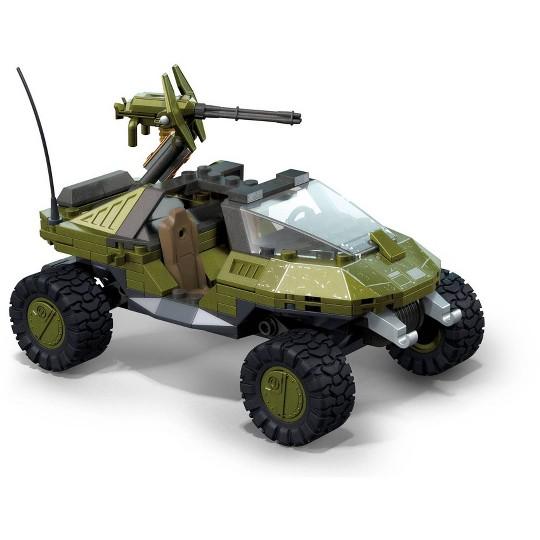 Mega Construx HALO Warthog Run image number null
